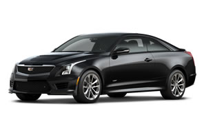 2017 Cadillac ATS-V Coupe For Sale in Greenville