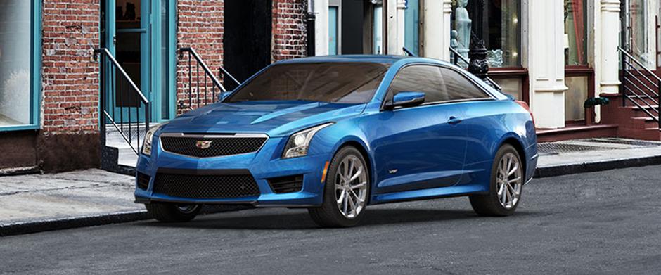 Cadillac Ats V Coupe In Queensbury Warren County 2017 Cadillac Ats