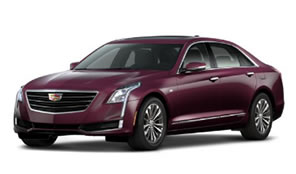 2017 Cadillac CT6 Plug-In For Sale in Greenville