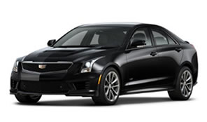 2017 Cadillac ATS-V Sedan For Sale in Greenville