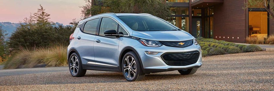 2017 Chevy Bolt EV Safety Main Image