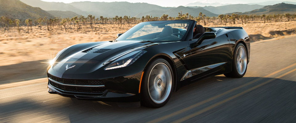 2017 Chevy Corvette Appearance Main Image