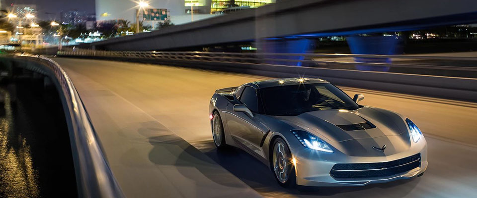 2018 Chevy Corvette Stingray overview main