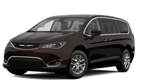 2017 Chrysler Pacifica Hybrid in Boise