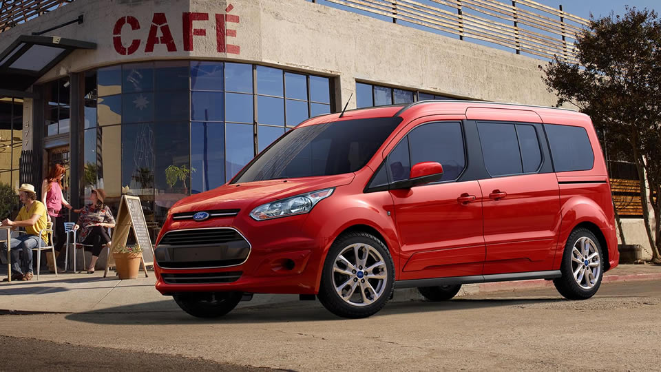 Ford Transit Connect Crossover In Corvallis Benton