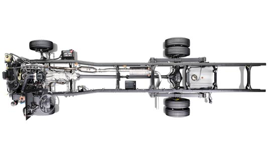 2015 Ford Stripped Chassis F-53 in Chehalis