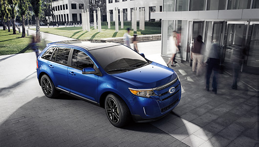 Ford edge sel in corvallis benton county 2015 ford edge for Wilson motors ford corvallis oregon