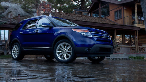 2015 Ford Explorer in Chehalis