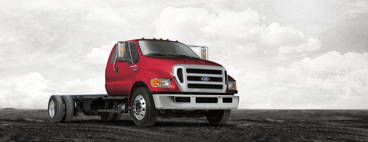 Ford f 650 750 sd straight frame xl diesel in corvallis for Wilson motors ford corvallis oregon