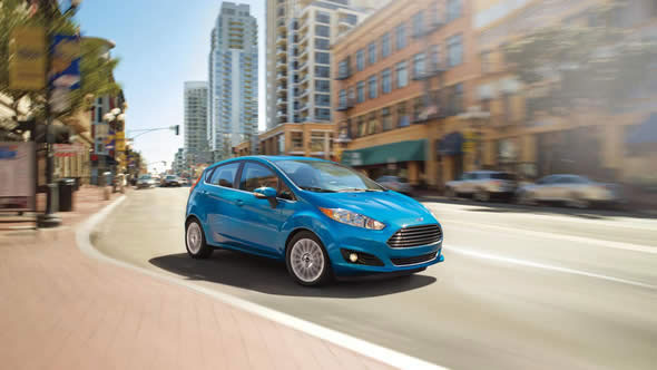 2015 Ford Fiesta in Chehalis