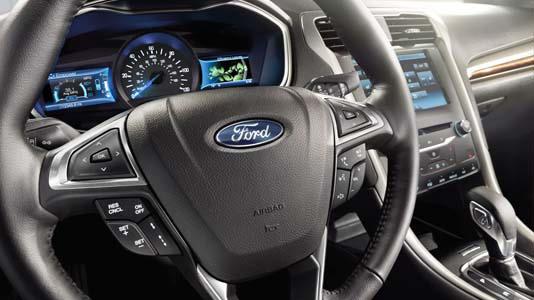 2015 ford fusion in north hampton - 2015 Ford Fusion Sport Interior