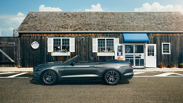2015 Ford Mustang in Chehalis