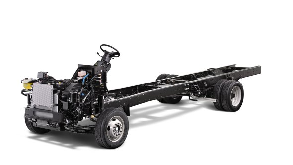 2015 Ford Stripped Chassis in Chehalis