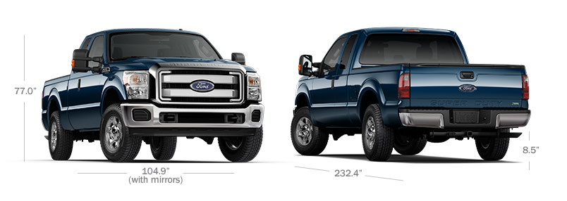 2016 Ford Super Duty in Corvallis