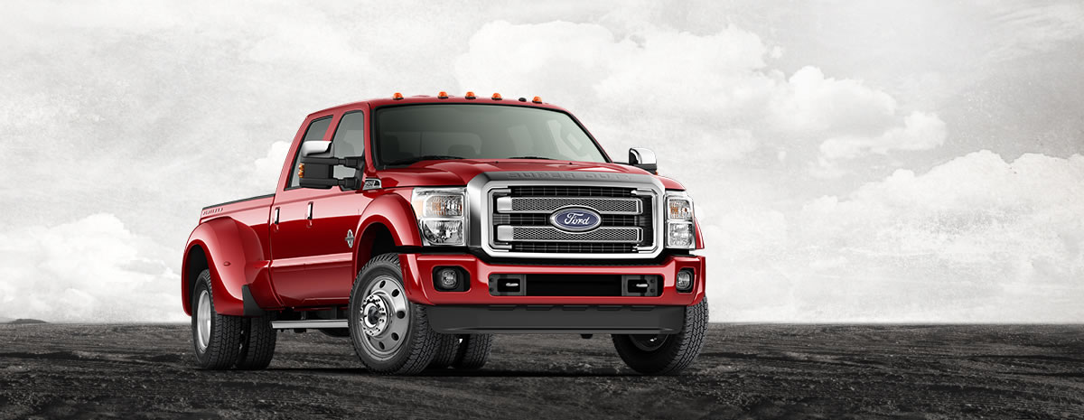 2015 Ford Super Duty in Chehalis