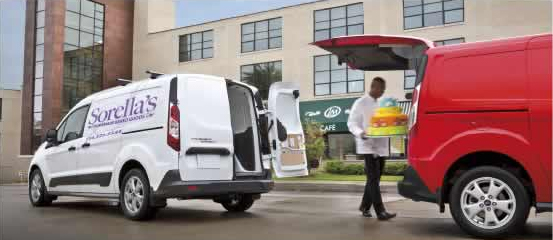 2015 Ford Transit Connect Commercial in Chehalis