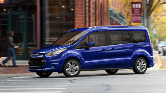 Ford Transit Connect In D R