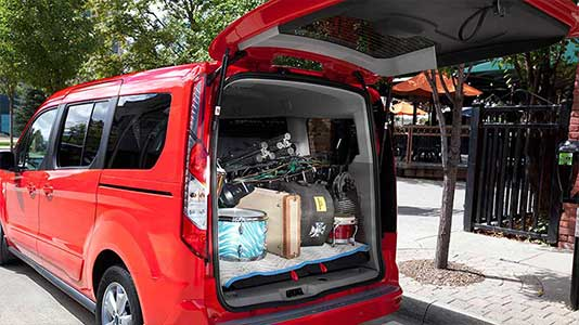 Ford Transit Connect In Chehalis Lewis County 2015 Ford