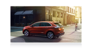 2016 Ford Edge in Chehalis