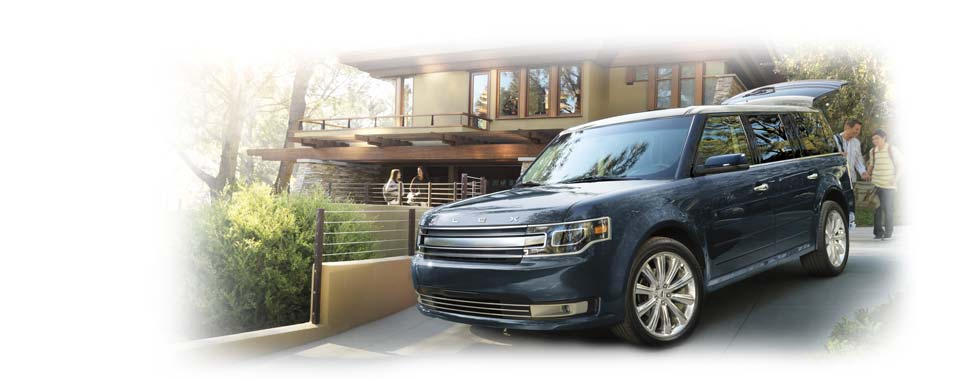 2016 Ford Flex in Chehalis