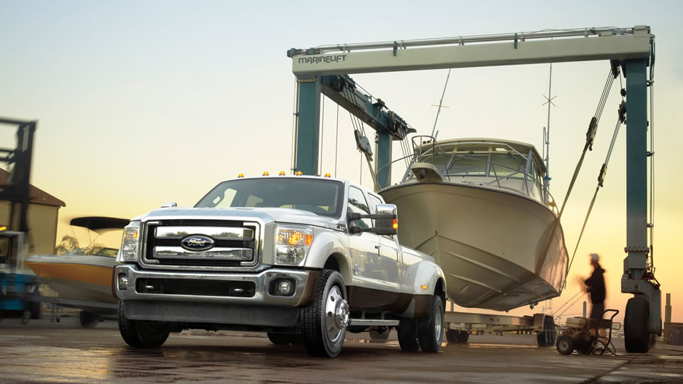 2016 Ford Super Duty in Chehalis