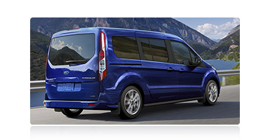 2016 Ford Transit Connect in Chehalis