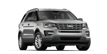2017 Ford Explorer in Chehalis