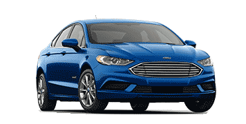2017 Ford Fusion in Chehalis