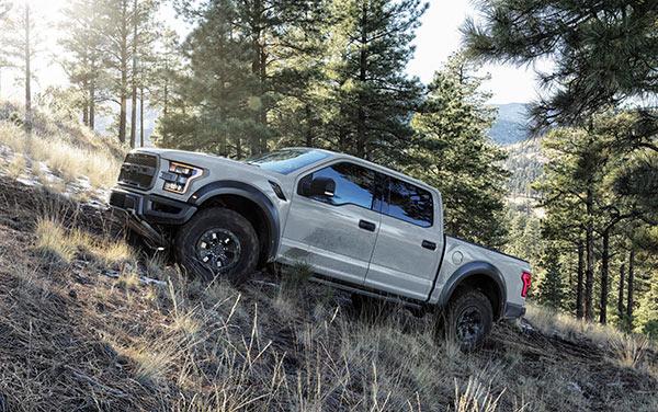 2017 Ford Raptor in Chehalis