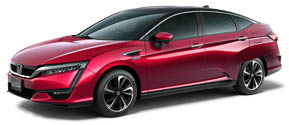 Honda Clarity Fuel Cell For Sale in Conroe