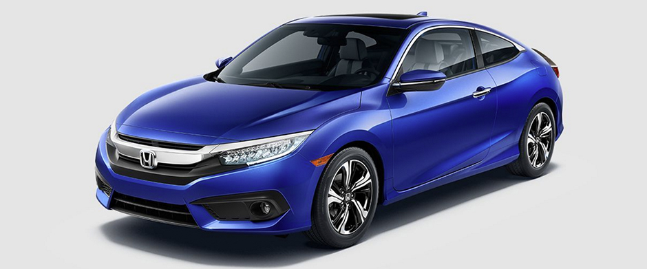 2017 Honda Civic Coupe For Sale in Huntington