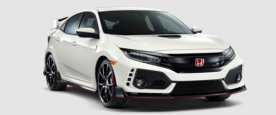 2018 Honda Civic Type-R For Sale in Huntington
