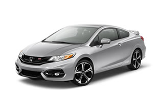 Honda Civic Si Coupe For Sale in Golden