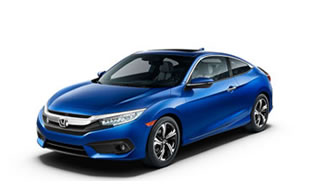 Honda Civic Coupe For Sale in Plattsburgh