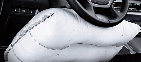 Driver's Knee Airbag