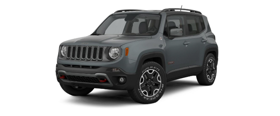 2017 Jeep Renegade in Paw Paw