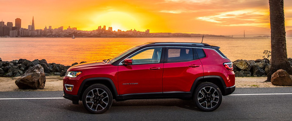 2018 Jeep Compass Overview Image