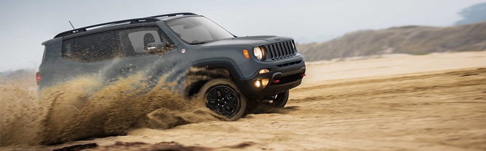2018 Jeep Renegade in Paw Paw