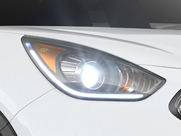 High-Intensity Discharge (HID) Headlights