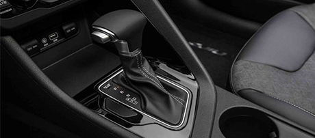 Dual Clutch 6-Speed Automatic Transmission with Sportmatic
