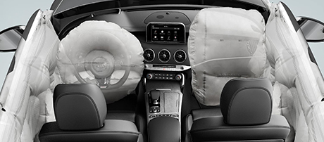 Dual Front Advanced Airbags