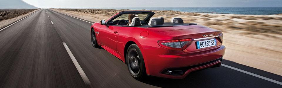 Maserati Gran Turismo Convertible In Spring Harris County - Maserati roadside assistance