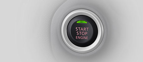 FAST-KEY ENTRY SYSTEM WITH PUSH BUTTON START