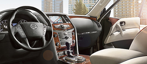 DISTINCTIVE INTERIOR