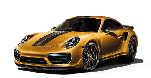 2018 911 Turbo S Exclusive