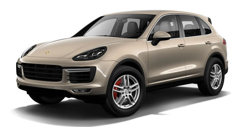 2018 Cayenne Turbo