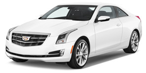 2017 Cadillac ATS Coupe For Sale in Greenville