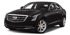 2017 Cadillac ATS Sedan For Sale in Greenville