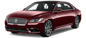 2017 Lincoln Continental For Sale in Long Beach