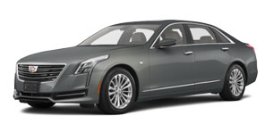 2017 Cadillac CT6 Sedan For Sale in Greenville